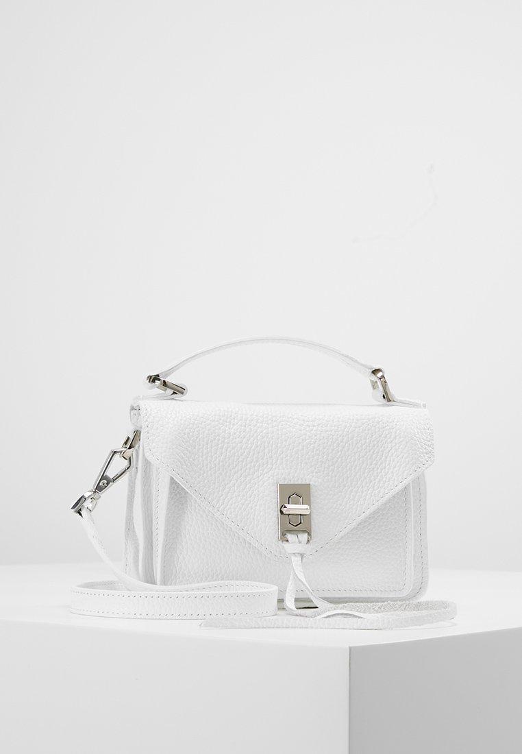 Rebecca Minkoff - MINI DARREN - Handbag - optic white