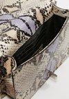 Rebecca Minkoff - SMALL LOVE CROSSBODY - Across body bag - pitone wisetria