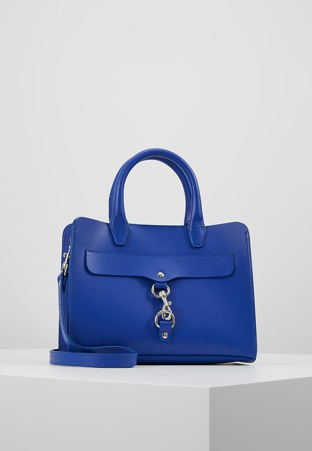MINI MAB SATCHEL - Sac bandoulière - bright blue