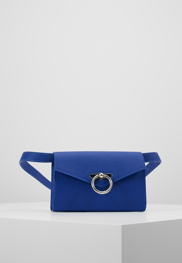 JEAN BELT BAG CAVIAR - Sac banane - bright blue