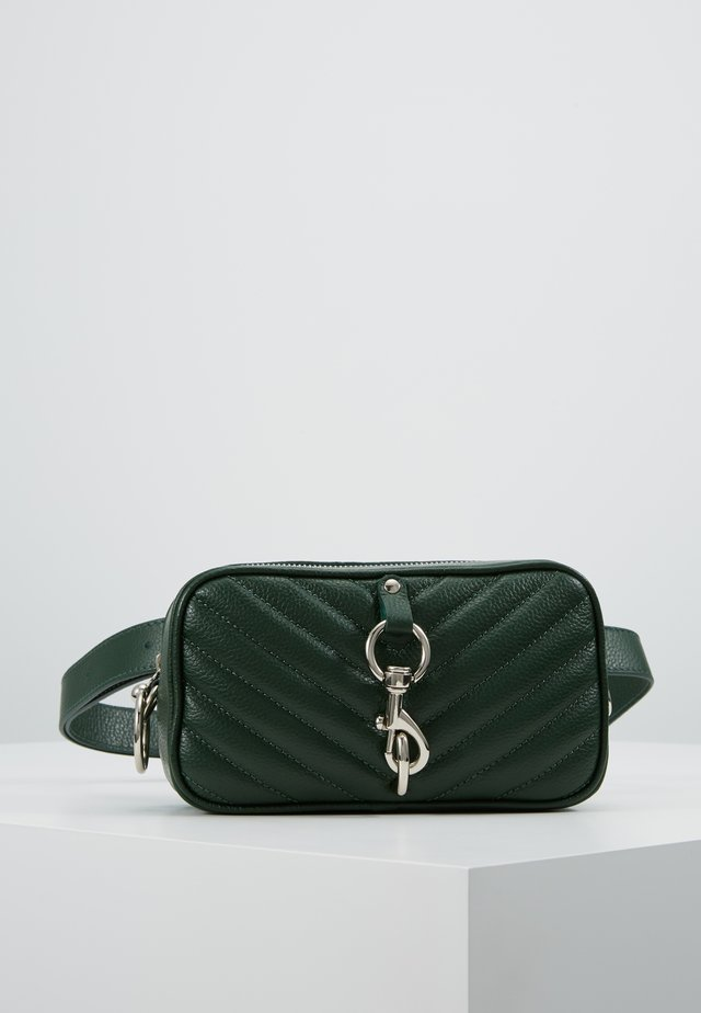 CAMERA BELT BAG - Vyölaukku - malachite