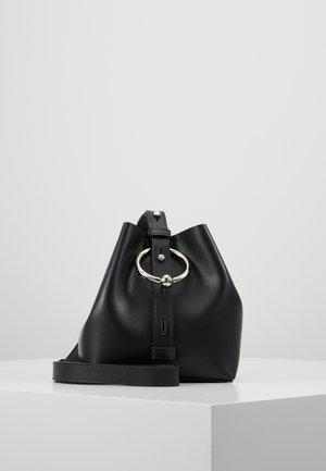 MINI KATE BUCKET - Across body bag - black