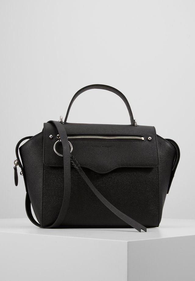 GABBY - Handbag - black