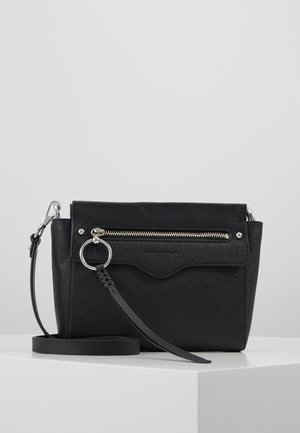 GABBY CROSSBODY - Across body bag - black