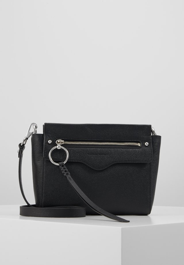 GABBY CROSSBODY - Olkalaukku - black