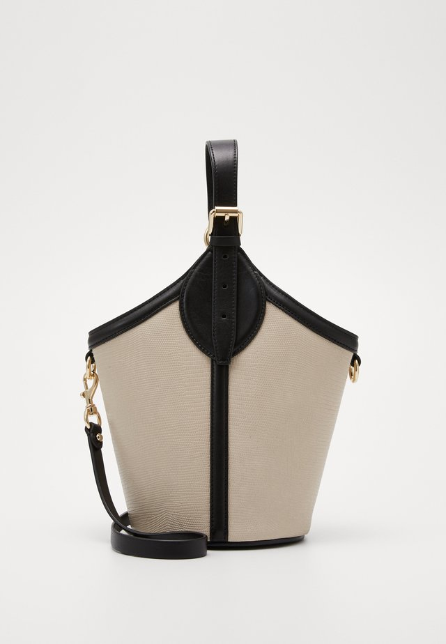 PIPPA TOP HANDLE - Sac bandoulière -  tahini