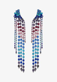 Rebecca Minkoff - GEMMA WINGED FRINGE - Boucles d'oreilles - true multi - 3