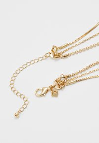 Rebecca Minkoff - PAVÉ BALL LAYERED NECKLACE - Necklace - gold-coloured - 2