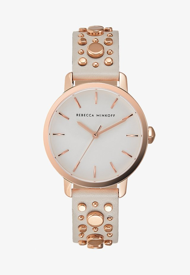 Watch - beige