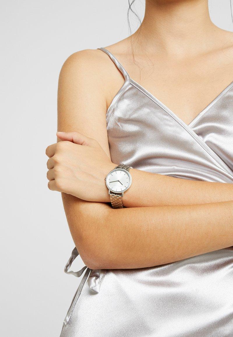 Rebecca Minkoff - MAJOR - Hodinky - silver-coloured