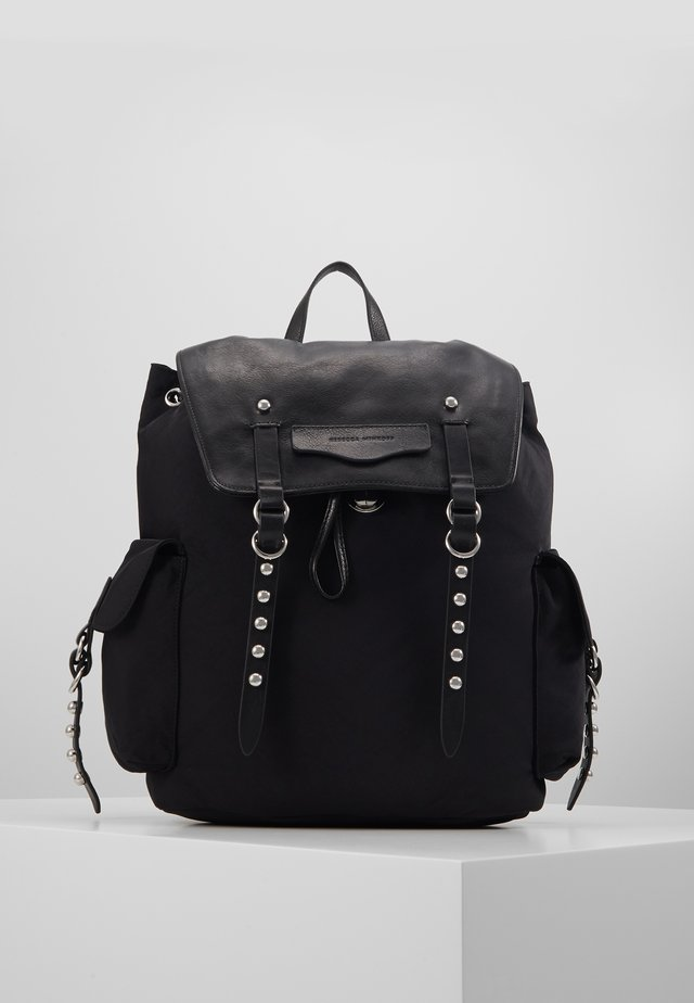 BOWIE BACKPACK - Reppu - black