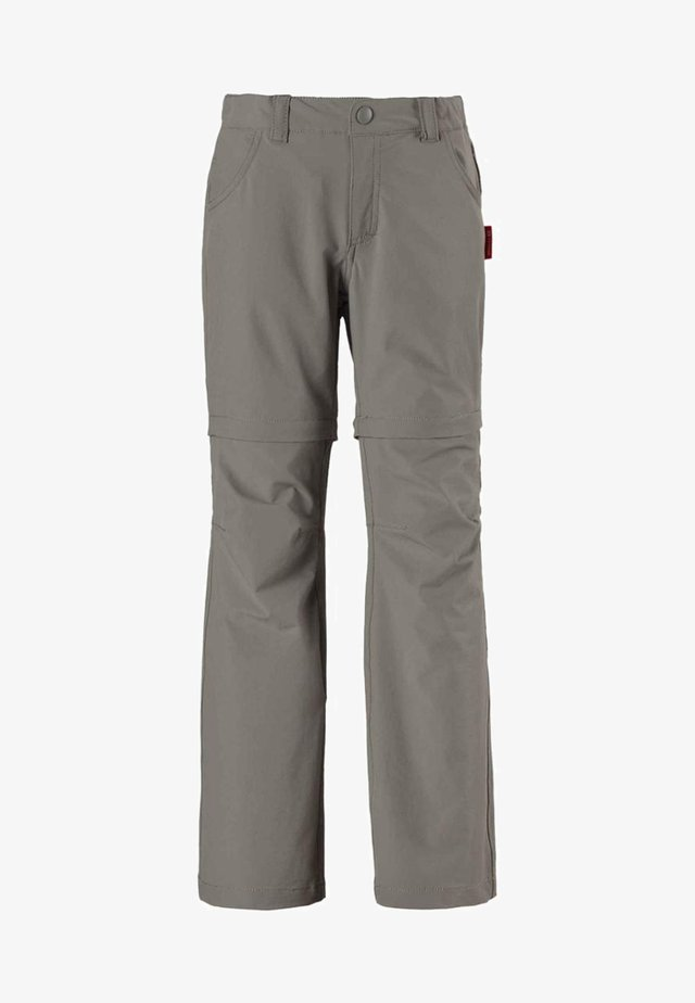 2-in-1 - Outdoor trousers - clay grey