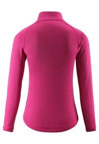 Reima - AINIS - Sweatshirt - raspberry pink - 1