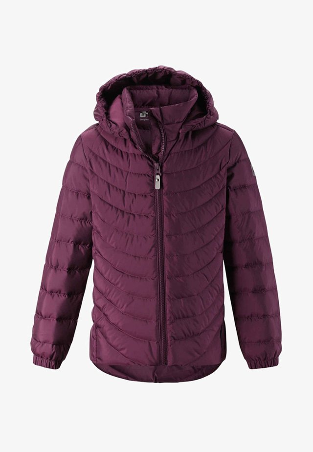 FERN - Down jacket - deep purple