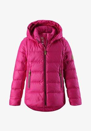 2IN1 MINNA - Down jacket - pink