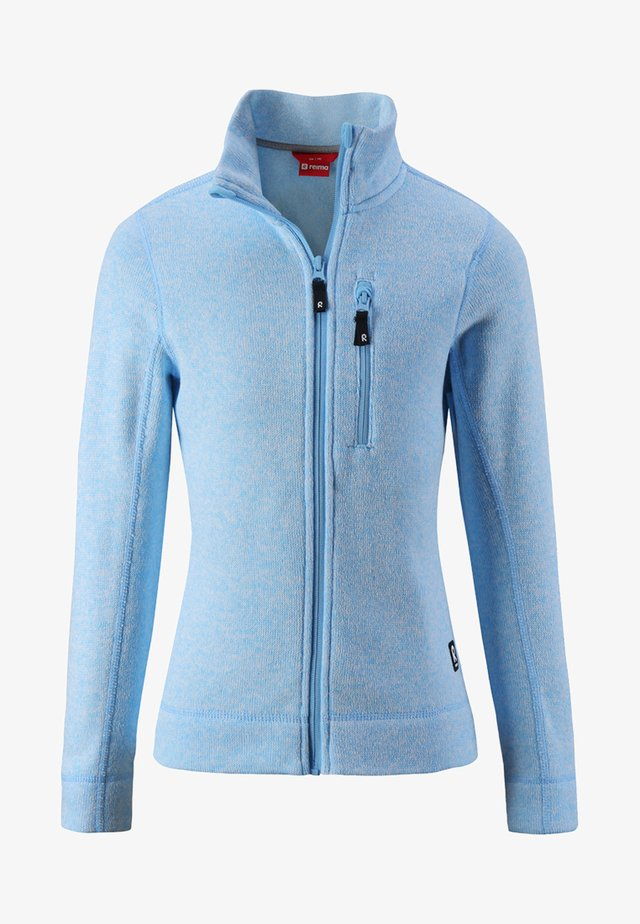 MAARET - Fleece jacket - icy blue
