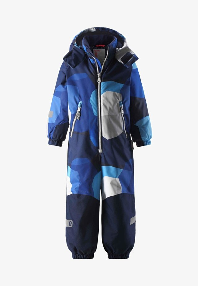 SNOWY - Snowsuit - brave blue