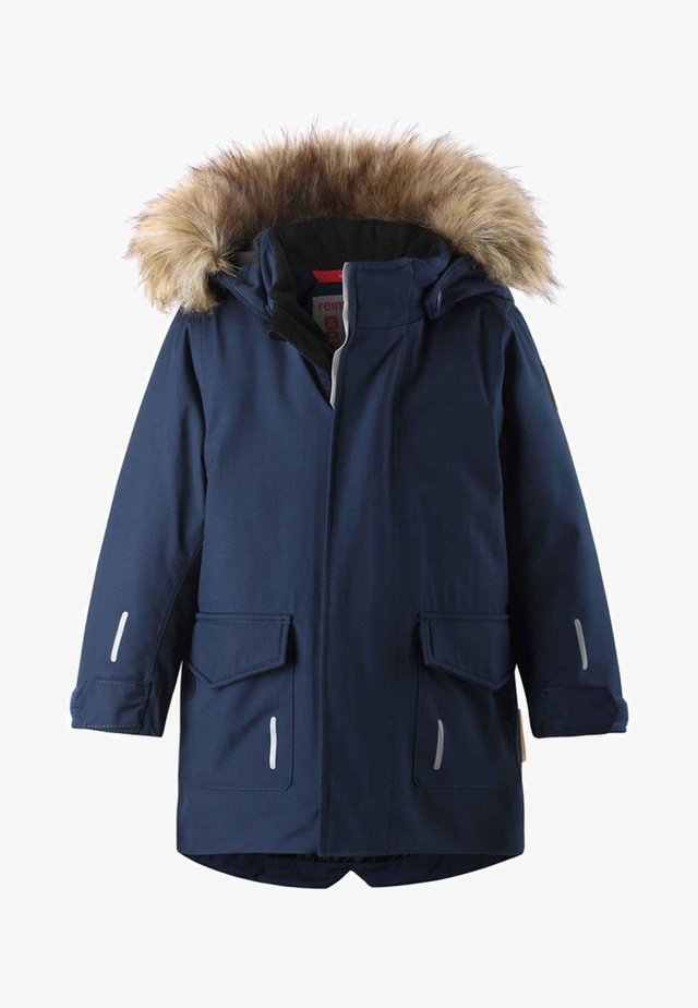 MUTKA - Wintermantel - navy