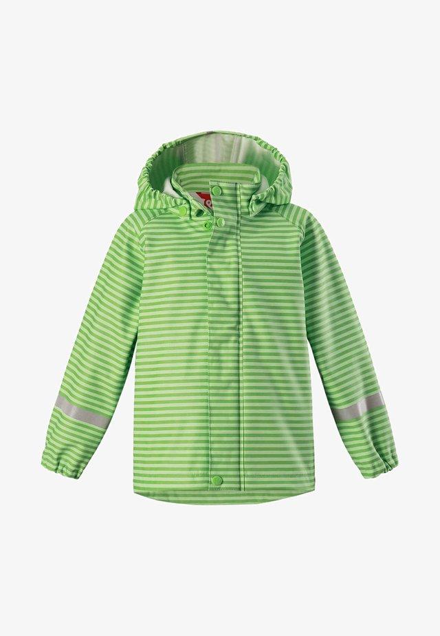 VESI  - Regenjacke / wasserabweisende Jacke - summer green