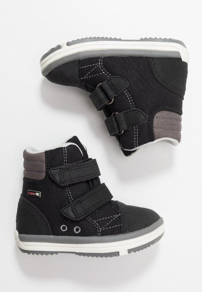 Reima - PATTER WASH - Botas para la nieve - black