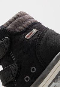 Reima - PATTER WASH - Winter boots - black - 2