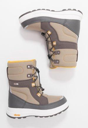 LAPLANDER - Winter boots - stone