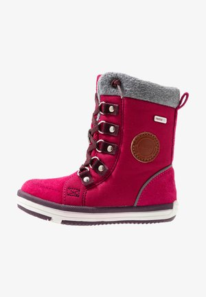 FREDDO - Winter boots - cranberry pink