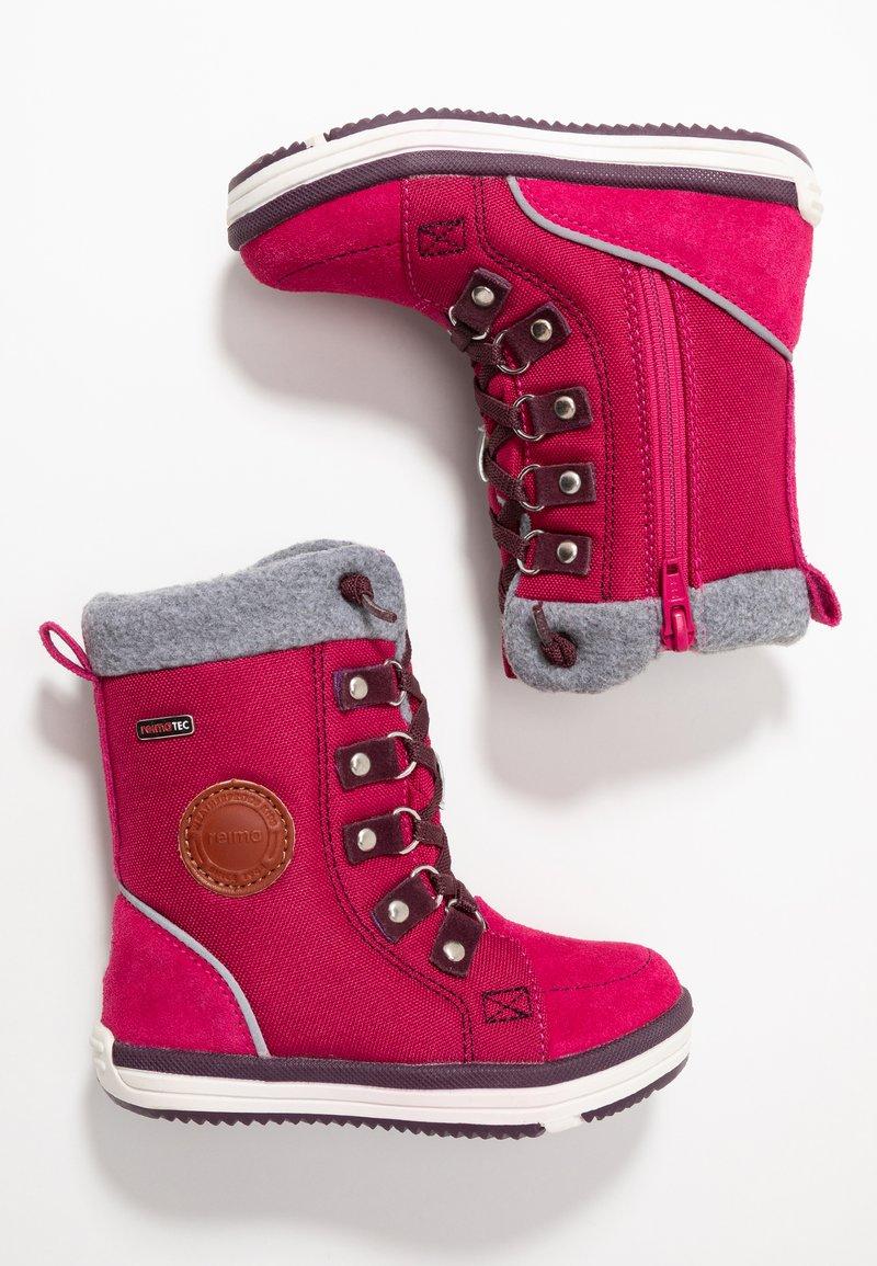 Reima - FREDDO - Snowboot/Winterstiefel - cranberry pink