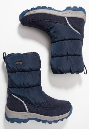 VIMPELI - Winter boots - navy