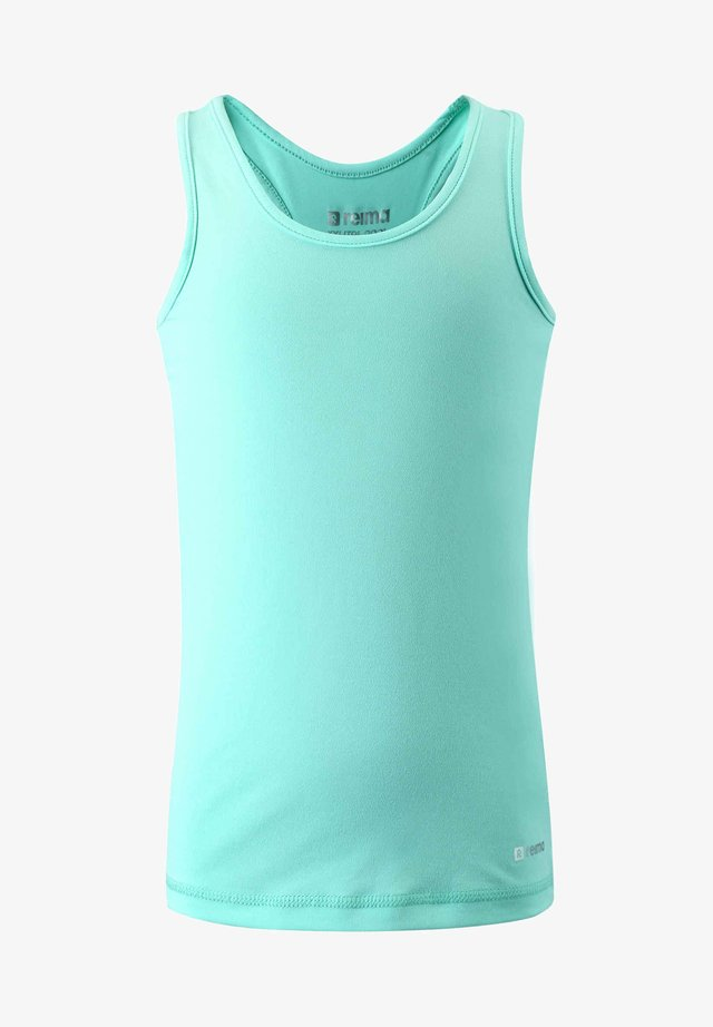 Sports shirt - light turquoise