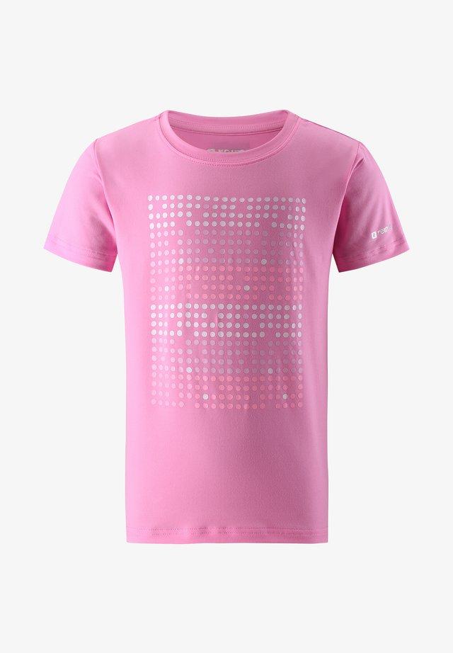SPEEDER - Print T-shirt - unicorn pink