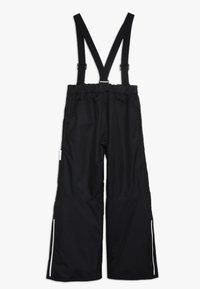 Reima - PROXIMA - Pantalón de nieve - black - 1
