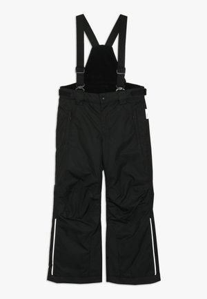 WINGON - Pantaloni da neve - black