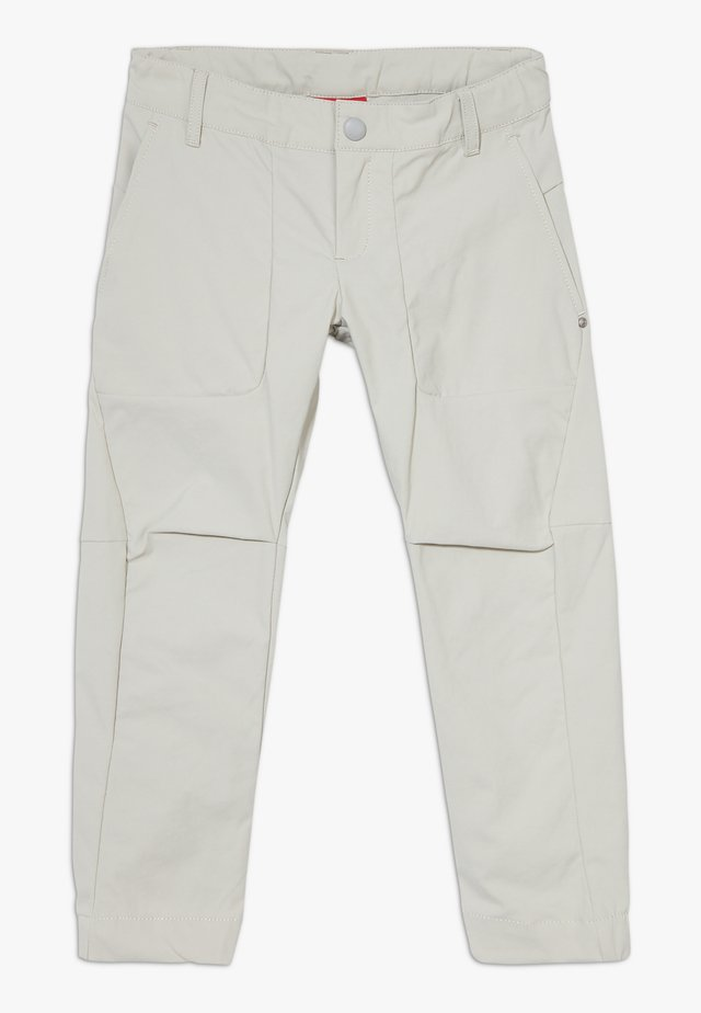 BROBY PANTS - Outdoor trousers - stone beige