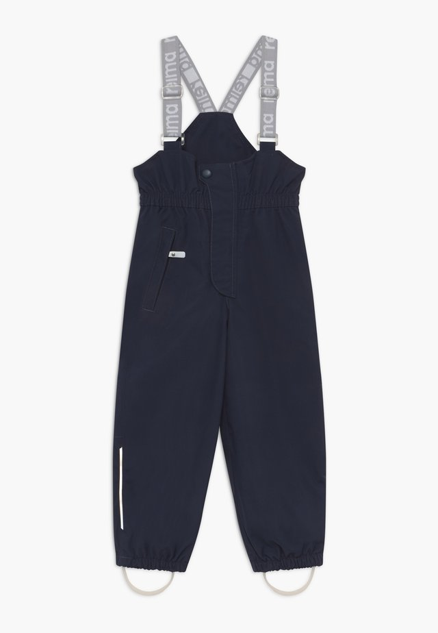 SUOJA - Outdoor trousers - navy