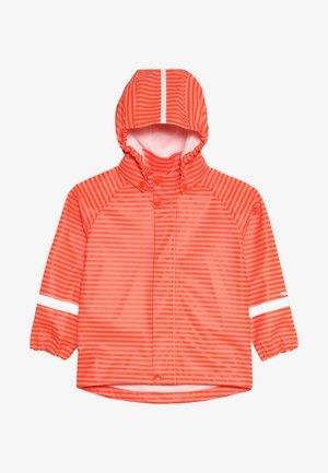 VESI - Regenjas - orange