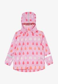 Reima - VESI - Waterproof jacket - candy pink - 4