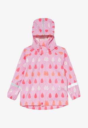 VESI - Vodotěsná bunda - candy pink