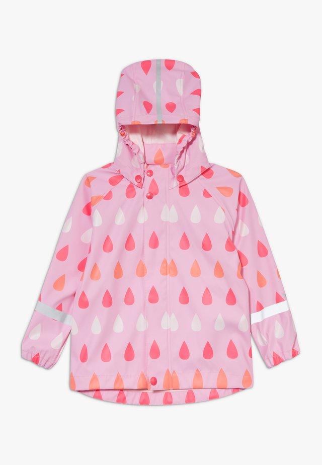 VESI - Waterproof jacket - candy pink