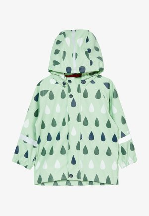 VESI - Waterproof jacket - pale green