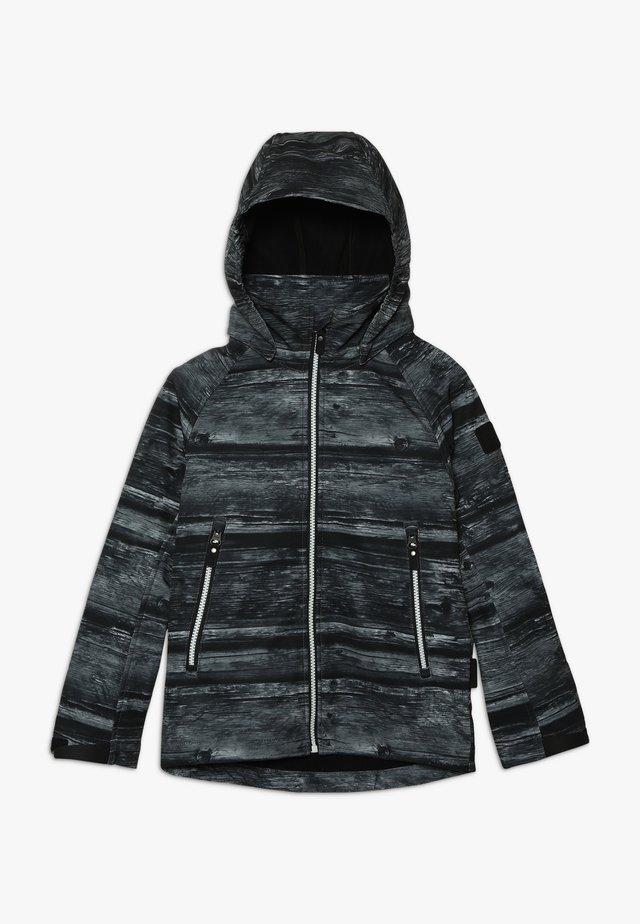 VILD - Softshelljacke - soft black