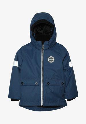SEILAND 2 IN 1 - Zimní bunda - denim blue