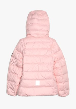 MINNA 2IN1 - Down jacket - powder pink