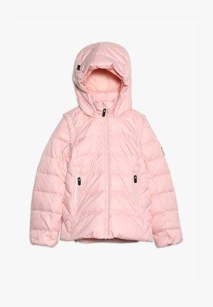 MINNA 2IN1 - Gewatteerde jas - powder pink