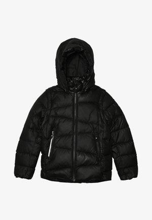 MARTTI 2 IN 1 - Down jacket - black
