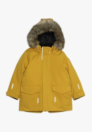 MUTKA - Vinterjacka - dark yellow