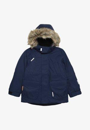 SERKKU - Zimní bunda - navy