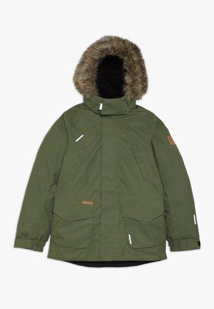 SERKKU - Winter jacket - khaki green