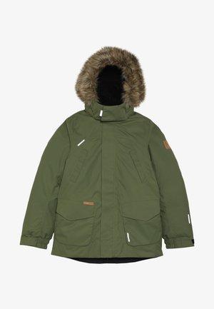 SERKKU - Zimní bunda - khaki green