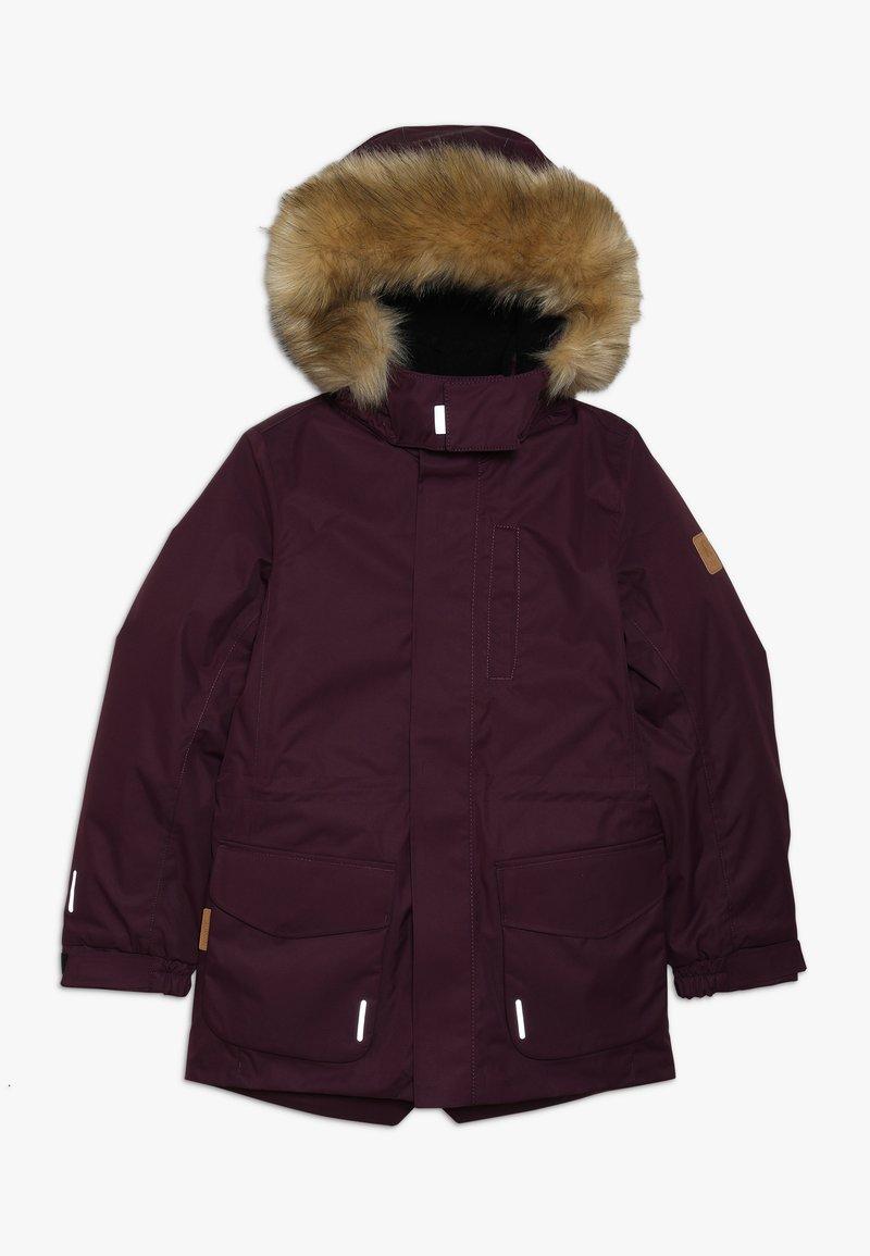 Reima - NAAPURI - Winter jacket - deep purple